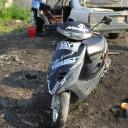 Honda Dio «Dio AF27 - мопедка»