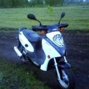 Racer yh50-ms orion 50 racer alpha