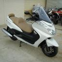 Yamaha Majesty 400 «Моё Величество»