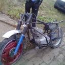 Jawa 350 «Любимый мотоцикл)»