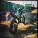 Yamaha XT250 «XT250 Первенец»