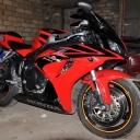 Honda CBR 1000 RR «не стать бы калекой»