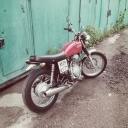 Honda CB 400 SS «SS»