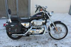Harley-Davidson XL 1200 C Sportster Custom «XL 1200 Bob»