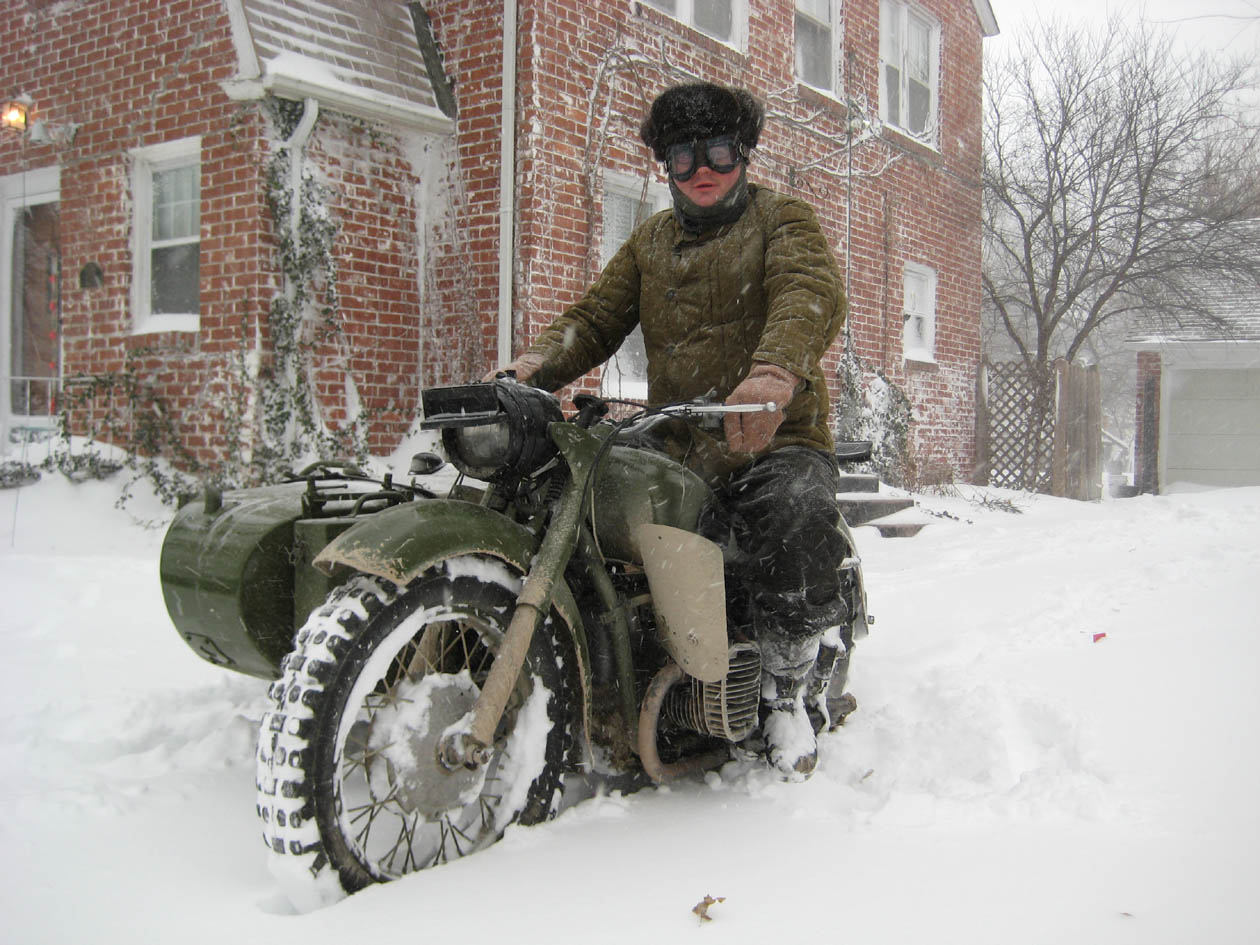 мотоциклы урал в курганской области #4